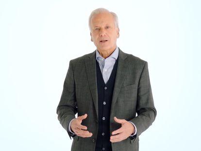"""Xavier Puig, durante uno de los programas de 'Mucho por hacer"""""""