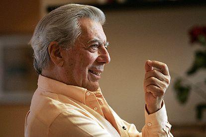 Mario Vargas Llosa obtuvo el Premio Príncipe de Asturias de las Letras en 1986.