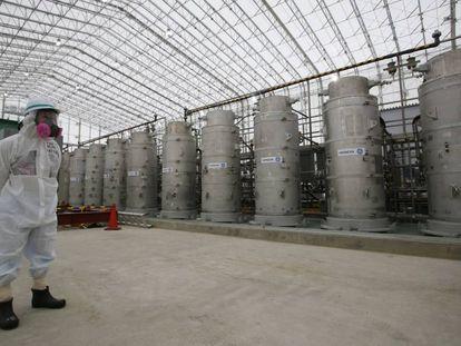 La central nuclear de Dai-ichi.