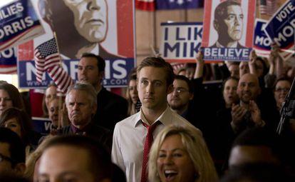 Fotograma de la película 'Los idus de marzo'.