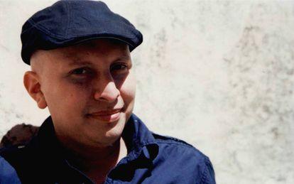 El cineasta Darío Aguirre.