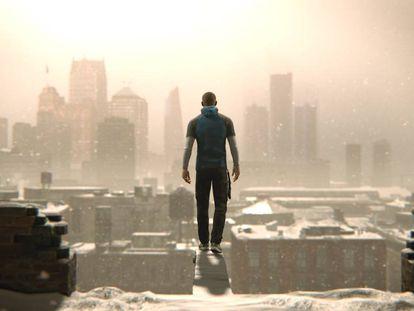Imagen de 'Detroit: Become Human'.