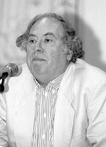 El teólogo y filósifo José Antonio Gimbernat.