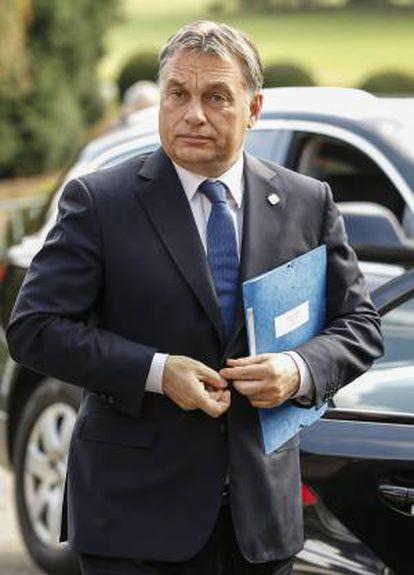El primer ministro de Hungría, Viktor Orbán. EFE/Archivo