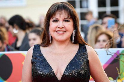 La actriz Loles León.