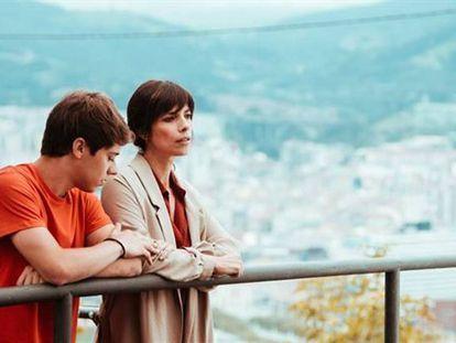 Germán Alcarazu y Maribel Verdú en 'El doble más quince'. En vídeo, un adelanto de la película.