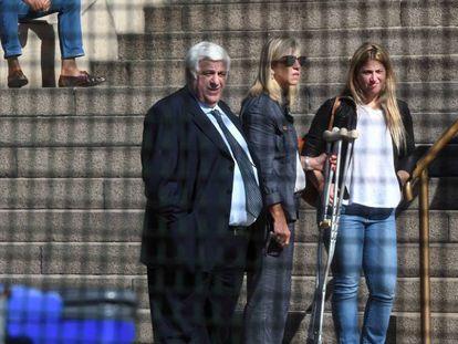 El empresario argentino Alberto Samid, en marzo.