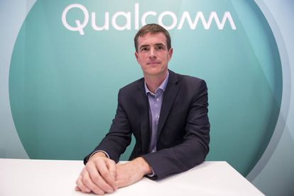 Serge Willenegger, vicepresidente de la Qualcomm, uno de los mayores fabricantes de procesadores.