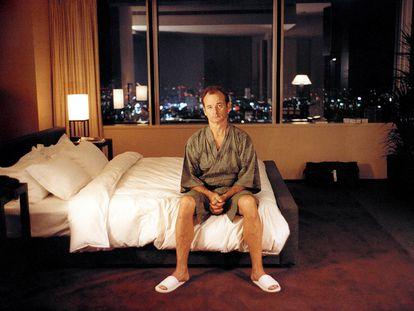 Bill Murray en una imagen promocional de 'Lost in Translation'.