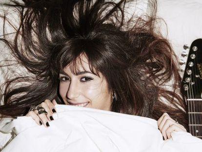 La cantante de k-pop, Lucy Paradise.