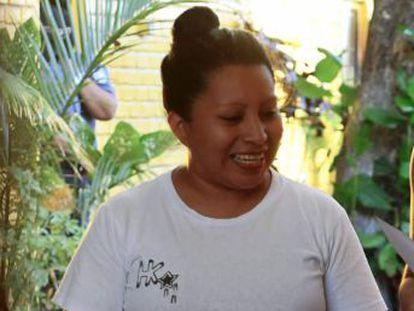 Teodora Vásquez, que fue sentenciada por homicidio agravado, ha cumplido diez años de cárcel