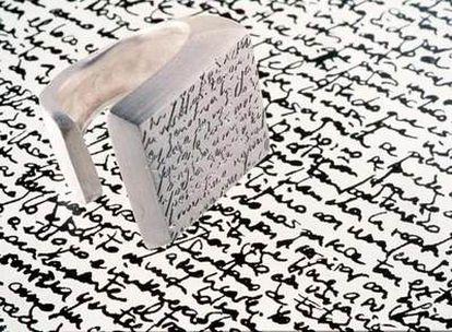 La caligrafía puede convertirse más en un arte decorativa que en una herramienta.