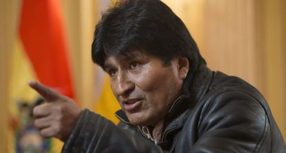 Morales, en una imagen de archivo.