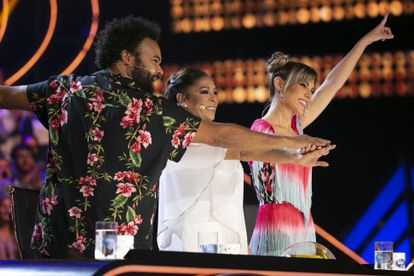Carlos Vives, Isabel Pantoja y Edurne, jurado de 'Idol Kids'.