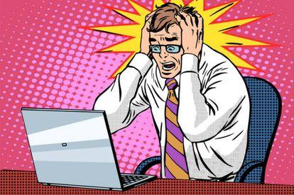Un estudio internacional ha descubierto que el miedo a las noticias falsas es exagerado.