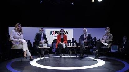 Imagen del congreso BNEW de 2020.