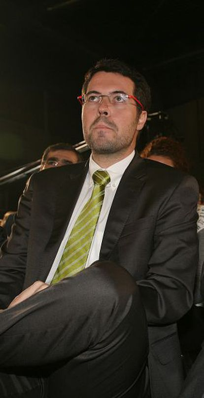 Albert Batalla, candidato de CiU por Lleida.