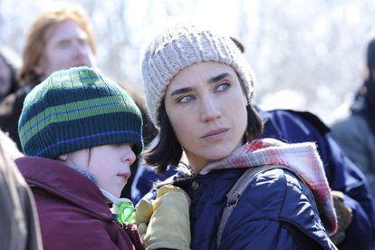 Jennifer Connelly, en 'No llores, vuela'.