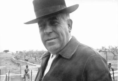 El ganadero Joaquín Manuel Murteira Grave.