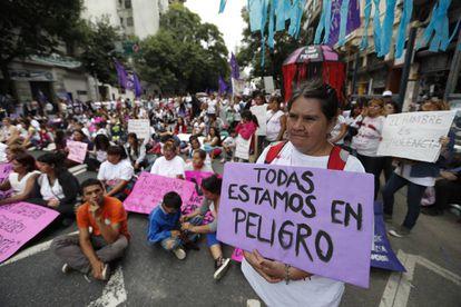 Día De La Mujer 2017 8m Las Mujeres Celebramos Y Resistimos Planeta Futuro El País