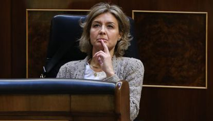 La ministra Isabel García Tejerina.