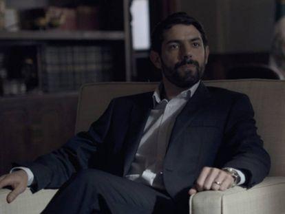 Una imagen de la serie 'El candidato'.