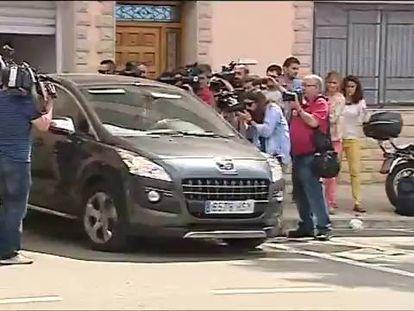 Rajoy destituye al delegado del Gobierno detenido en Valencia