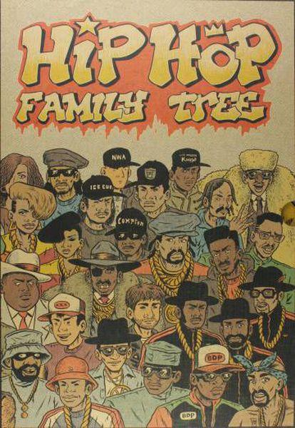 Portada de 'Hip Hop Family Tree'