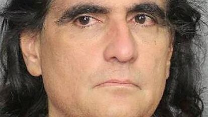 El empresario colombiano Alex Saab Moran, tras su extradición a Estados Unidos.