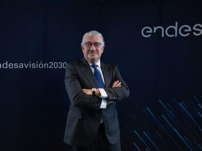 José D. Bogas Gálvez, CEO de la compañía.