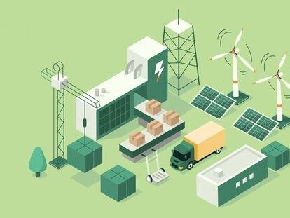 La digitalización puede contribuir a descarbonizar el mundo mermando las emisiones de dióxido de carbono hasta un 35% la próxima década.