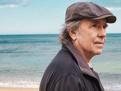 Mayo de 2021 - Reportaje con Joan Manuel Serrat en Calella de Palafrugell con motivo del 50 aniversario de su disco Mediterráneo - ©Jordi Socías