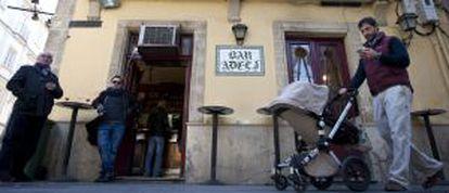 Bar Adeli, en Jerez.