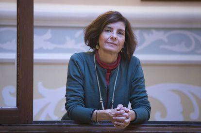 Sandra Luz Souto en Castellón.