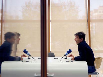 El diputado de ERC y miembro del equipo negociador tras las elecciones del 14F, Sergi Sabrià.
