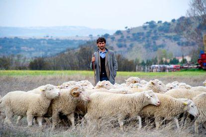 Raúl Arévalo, en 'Las ovejas nunca pierden el tren'.