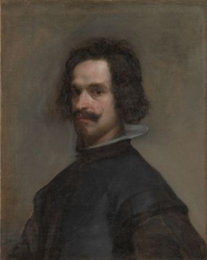 'Retrato de caballero', de Diego Velázquez.