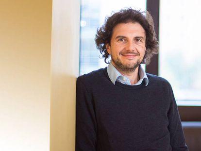 El biólogo David Sabatini ganó el Premio Fronteras la semana pasada.
