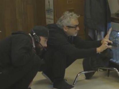 Alfonso Cuarón ha regresado a su país, que dejó hace 27 años, para rodar  Roma , su filme más personal