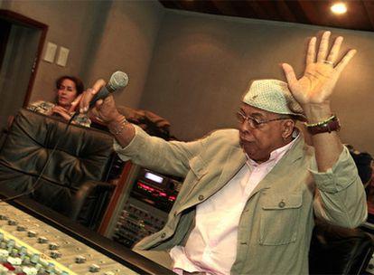 Chucho Valdés, durante la grabación de <i>Chucho&#39;s Steps</i> en La Habana.
