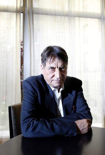 El escritor Claudio Magris.