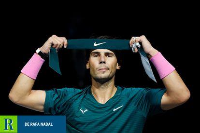 Rafa Nadal disputará en febrero el Open de Australia. Foto: Clive Brunskill/Getty Images.