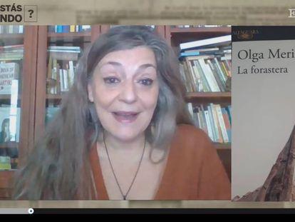 """Olga Merino: """"Quería hablar de suicidio y me salió un canto a la libertad"""""""