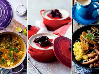 Aprovecha las rebajas de verano en productos Le Creuset y renueva los utensilios de la cocina al mejor precio.