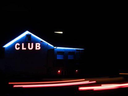 Un club de alterne de Galicia.