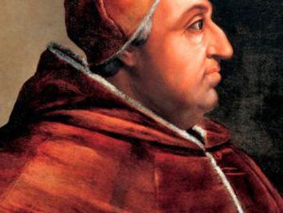 El papa Alexandre VI.