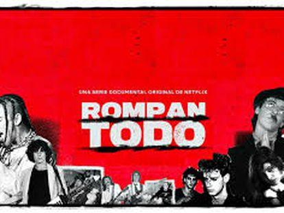 'Rompan todo' el documental que explora el legado del rock latino en Netflix.
