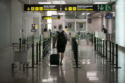Terminal 2 del aeropuerto del Prat (Barcelona), el pasado julio.