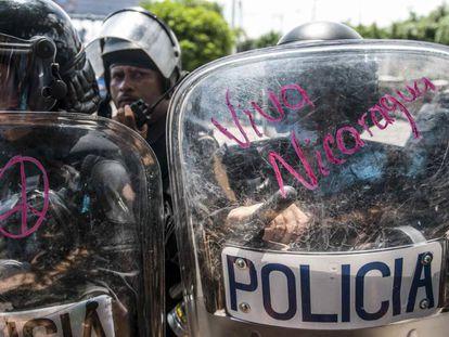 Los campesinos del sur de Nicaragua se oponen al proyecto.