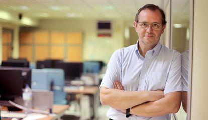 Miquel Alberola el nuevo delegado de El País en la Comunidad Valenciana.